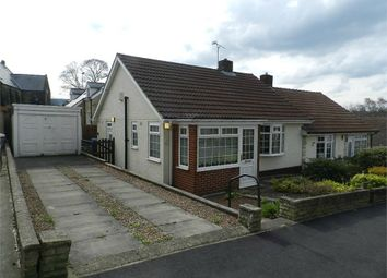 Thumbnail 1 bed semi-detached bungalow to rent in Mount Pleasant Close, Chapeltown, Sheffield, South Yorkshire