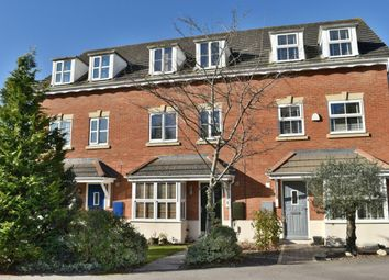 Thumbnail 4 bed town house for sale in Shackleton Close, Ash Vale