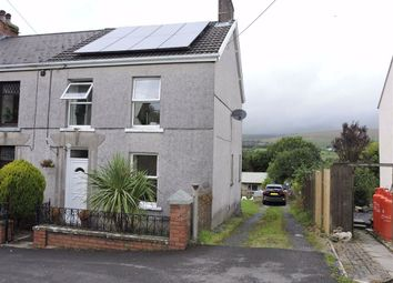 Thumbnail 2 bed semi-detached house for sale in Park Lane, Lower Brynamman, Ammanford