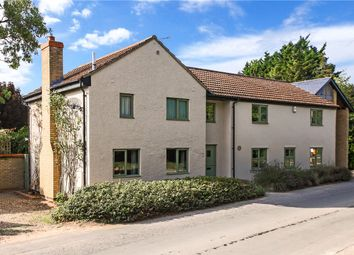Thumbnail 5 bed detached house for sale in North Street, Burwell, Cambridge