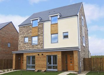 "Thumbnail 4 bedroom semi-detached house for sale in ""Hackworth"" at Whitworth Park Drive, Houghton Le Spring"