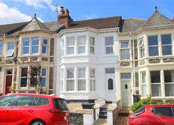 Thumbnail 4 bed terraced house for sale in Newbridge Road, Brislington, Bristol