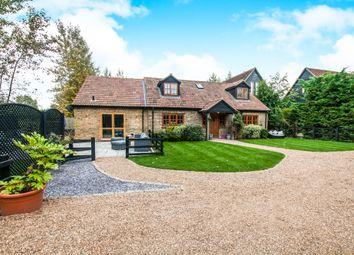 Thumbnail 5 bedroom detached house for sale in Lake End Road, Dorney, Windsor