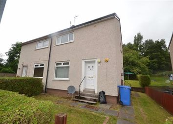 Thumbnail 2 bed semi-detached house for sale in Faskin Road, Glasgow