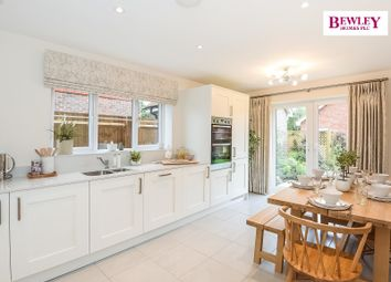 Thumbnail 4 bedroom detached house for sale in Monitor Way, Woodley, Reading