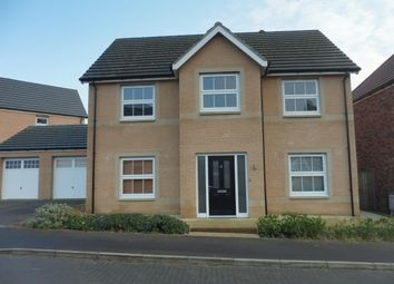 Thumbnail 4 bed detached house to rent in Bluebell Close, Downham Market