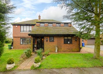 Thumbnail 4 bed detached house for sale in Trent View, Marton, Gainsborough