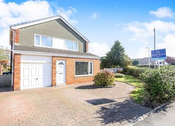 Thumbnail 4 bed detached house for sale in Lyndhurst Avenue, Hazel Grove, Stockport