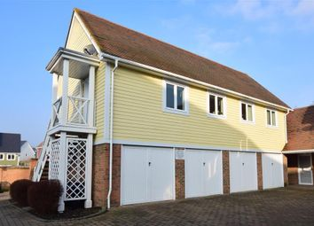 Thumbnail 2 bed flat for sale in Poynder Drive, Holborough Lakes, Kent