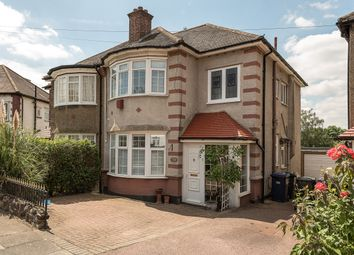 Thumbnail 3 bedroom semi-detached house to rent in Walfield Avenue, London