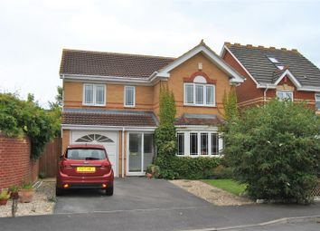 Thumbnail 4 bedroom detached house for sale in Reynolds Way, Blunsdon, Swindon