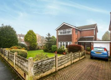 Thumbnail 3 bed detached house for sale in Ivy Road, Macclesfield, Cheshire