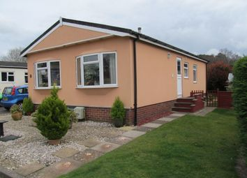 Thumbnail 2 bed mobile/park home for sale in Warren Park (Ref 5556), Thursley, Godalming, Surrey