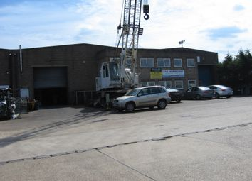 Thumbnail Warehouse to let in Blackwater Close, Rainham