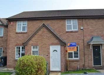 Thumbnail 2 bed terraced house to rent in Kestrel Gardens, Quedgeley, Gloucester
