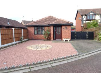 Thumbnail 3 bed detached bungalow for sale in Buttermead Close, Trowell, Nottingham
