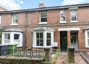 Thumbnail 3 bed terraced house for sale in Stockbridge Road, Winchester