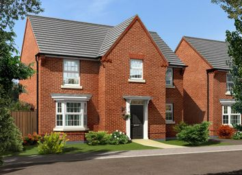 "Thumbnail 4 bed detached house for sale in ""Mitchell"" at Birmingham Road, Bromsgrove"