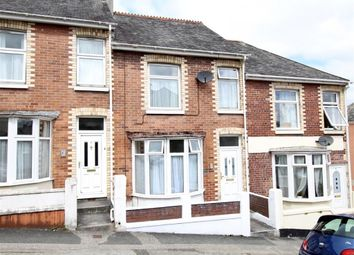 Thumbnail 3 bedroom terraced house for sale in Prince Maurice Road, Plymouth