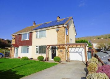 Thumbnail 4 bed semi-detached house for sale in The Weind, Worle, Weston-Super-Mare