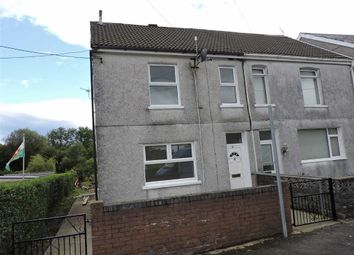 Thumbnail 3 bed semi-detached house for sale in Llwyncelyn Road, Tairgwaith, Ammanford