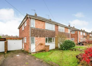 3 bed semi-detached house for sale in Kynance Close, Luton, Bedfordshire, England LU2