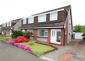 Thumbnail 3 bedroom semi-detached house to rent in Stuart Road, Bishopton, Renfrewshire