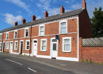 Thumbnail 2 bed terraced house for sale in Dundela Avenue, Belmont, Belfast
