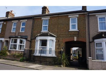 Thumbnail 3 bed terraced house for sale in Alfred Road, Belvedere