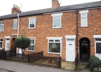 Thumbnail 2 bed terraced house for sale in Grove Street, New Balderton, Newark