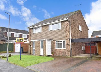 Thumbnail 2 bed semi-detached house for sale in Freelands Road, Snodland, Kent