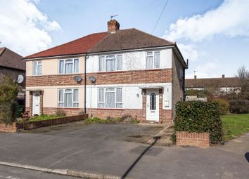 Thumbnail 3 bed semi-detached house for sale in Ennerdale Crescent, Slough