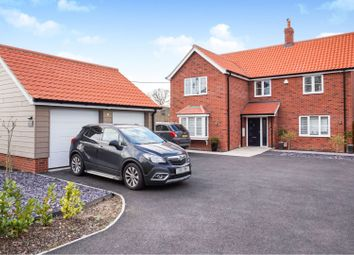 Thumbnail 4 bed detached house for sale in Upper Rose Lane, Palgrave, Diss