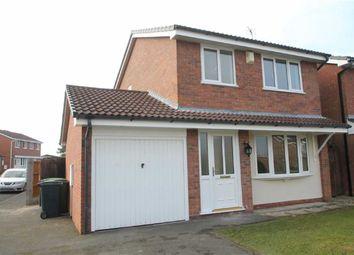 Thumbnail 3 bed detached house for sale in Melton Way, Radbrook, Shrewsbury