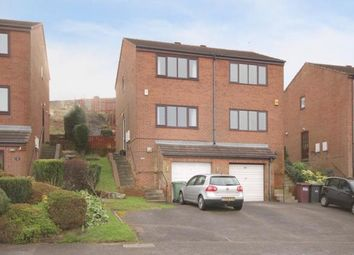Thumbnail 2 bed town house for sale in Holmley Lane, Dronfield, Derbyshire