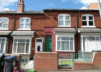 Thumbnail 4 bedroom property for sale in Esme Road, Sparkhill, Birmingham, West Midlands