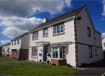 Thumbnail 4 bed detached house for sale in Erwr Brenhinoedd, Llandybie, Ammanford