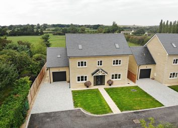 Thumbnail 5 bed detached house for sale in Quemerford Gardens, Calne