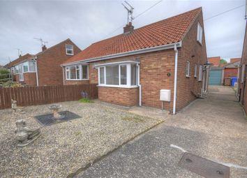 Thumbnail 2 bed semi-detached bungalow for sale in Mount Drive, Bridlington