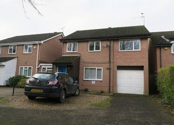 Thumbnail 4 bed detached house to rent in Sandpiper Close, Marchwood