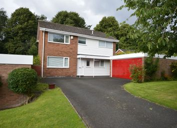 Thumbnail 3 bed detached house for sale in Stockham Close, Halton, Runcorn