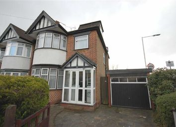 Thumbnail 4 bed end terrace house for sale in Dartmouth Road, Ruislip Manor, Ruislip