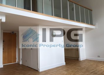 Thumbnail 1 bed duplex to rent in York Way, King's Cross, London