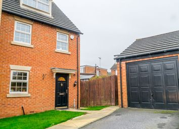 Thumbnail 3 bed semi-detached house for sale in Renaissance Drive, Morley, Leeds