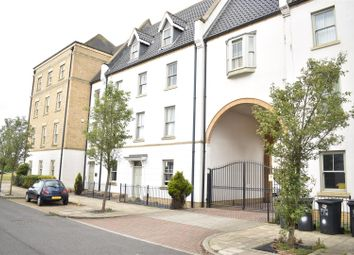 Thumbnail 2 bed flat for sale in Black Cat Street, Northampton