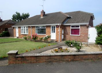 Thumbnail 3 bed semi-detached bungalow for sale in Brookthorpe Way, Nottingham