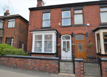 3 bed end terrace house for sale in Lodge Lane, Hyde SK14