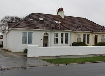 Thumbnail 1 bed flat to rent in Golf Crescent, Troon
