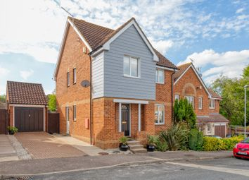Thumbnail 3 bed detached house for sale in Saffron Meadow, Standon, Ware