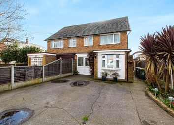 Thumbnail 5 bed semi-detached house for sale in Lingfield Drive, Rochford
